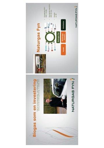 Indlæg ved Naturgas Fyn