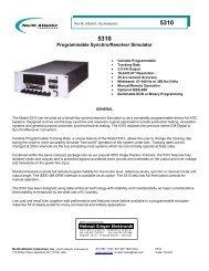 Programmable Synchro/Resolver Simulator - Helmut Singer Elektronik