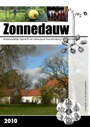 Zonnedauw3_2010 - Natuurpunt Noord-Limburg