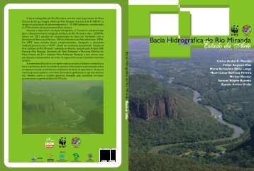 Rio Miranda: Estado da Arte - WWF Brasil