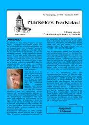 Jeugd- en Jongerenwerk - Protestantse Gemeente Markelo