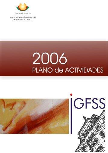 PLANO de ACTIVIDADES - Portal do Cidadão