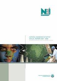 AnnualReport2008.pdf(1.31MB) - National Business Initiative