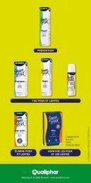 L'approche douce sans insecticides - shampoux