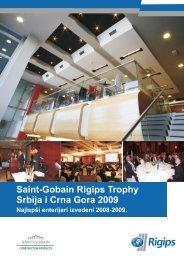 S-G Rigips Trophy Srbija i Crna Gora 2009