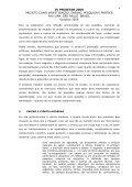 Projetar 2009 - Escola de Arquitetura - UFMG - Page 5
