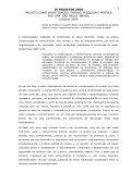 Projetar 2009 - Escola de Arquitetura - UFMG - Page 6