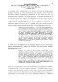 Projetar 2009 - Escola de Arquitetura - UFMG - Page 7