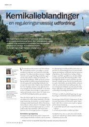 Kemikalieblandinger - Aktuel Naturvidenskab