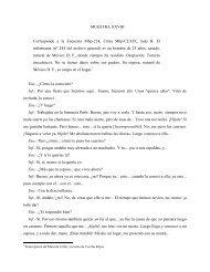 MUESTRA XXVIII Corresponde a la Encuesta Mhp-224, Cinta Mhp ...