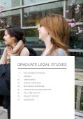 admiSSioNS - Georgetown Law - Georgetown University - Page 3