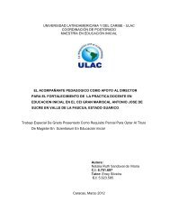GERENCIA EDUCATIVA - Universidad Nacional Abierta