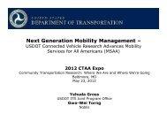 Next Generation Mobility Management –