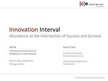 Innovation Interval - Afida