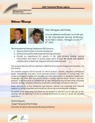 Welcome Message - AAGI-ID Associação Amigos da Grande Idade