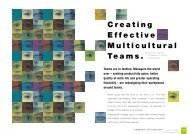 Creating Effective Multicultural Teams by David C. Thomas ...