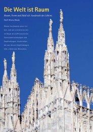 Die Welt ist Raum - Hagia Chora Journal