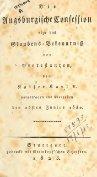 Die augsburgische Confession oder das Glaubens ... - Scholars Portal - Seite 5