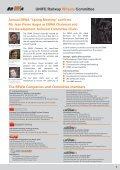 NEWSLETTER – 2011 UNIFE Railway Wheels Committee - Page 3