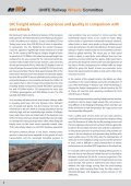 NEWSLETTER – 2011 UNIFE Railway Wheels Committee - Page 4