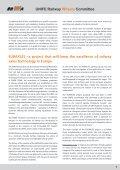 NEWSLETTER – 2011 UNIFE Railway Wheels Committee - Page 5