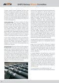 NEWSLETTER – 2011 UNIFE Railway Wheels Committee - Page 6