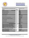 Agenda - Highlands County - Page 3