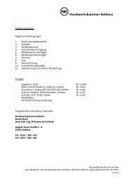 KunstamBau Ahr-Akademie Ahrweiler - Beratungsstelle für ...