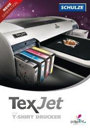 Broschüre TexJet