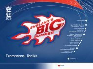 Promotional Toolkit - Ecb