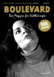 Das Magazin für Südthüringen - Boerner PR Meiningen
