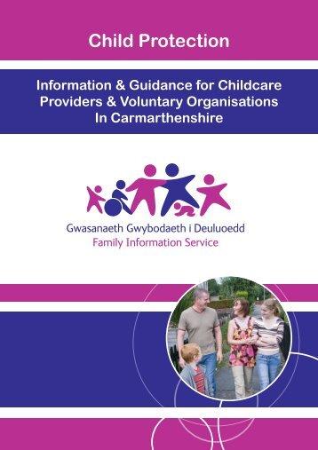 Child Protection Leaflet