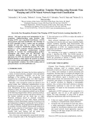 Novel Approaches for Face Recognition: Template ... - IEEE Xplore