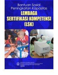 Pedoman Bantuan Sosial Peningkatan Kapasitas LSK Tahun 2010