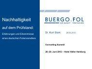 Hier finden Sie die gesamte PDF-Datei zum nachlesen. - Buergofol
