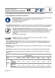 Guantes protectores de neopreno - BERNER International GmbH
