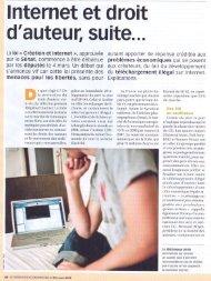Alternatives économiques - 2009.03 - Internet et droit d'auteur (loi ... - z