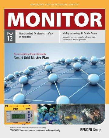 Smart Grid Master Plan - Bender Benelux BV