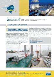 Newsletter 46 - Shortsea Shipping Vlaanderen