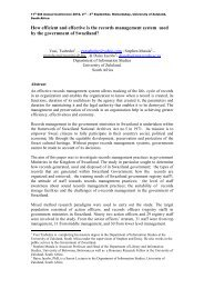 DIS Conference 2010Vusi Oct 2 final Vusi.pdf - Department of ...