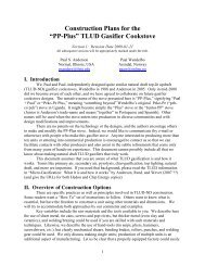 "Construction Plans for the ""PP-Plus"" TLUD Gasifier Cookstove"