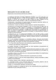 RESOLUÇÃO Nº 335, DE 3 DE ABRIL DE 2003 Dispõe ... - COLIT