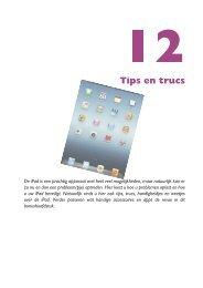 iPad 3 - bonus.vp - Van Duuren Media