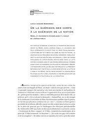 1- dossier 86 - Politique Africaine