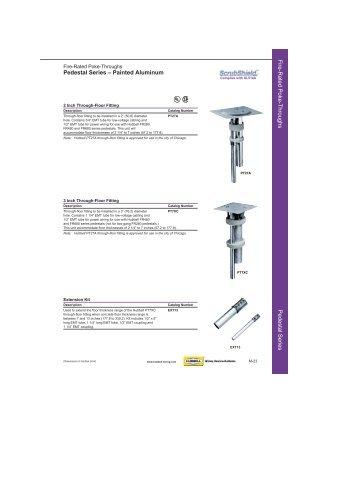 Product Datasheet -- PT7XC - Quebec Westburne