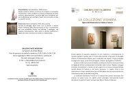 Collezione Vismara - Galleria d'Arte moderna di Milano