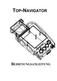 Bedienungsanleitung Top Navigator im pdf-Dateiformat ... - Aircotec