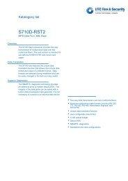 S710D-RST2 - DATASHEET - CZ - DWG