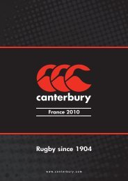 Rugby since 1904 - Avsport