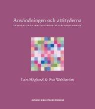 Ladda hem som pdf-dokument - Svensk Biblioteksförening
